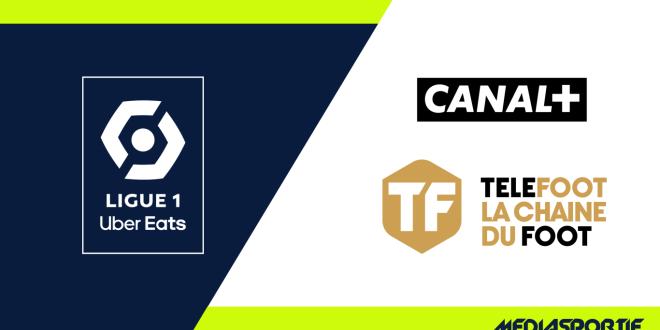 Droits TV Ligue 1 : Le classico OM-PSG diffusé sur Canal+ et Téléfoot