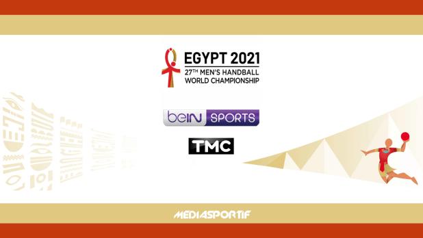 Mondial Handball Egypt 2021 sur beIN Sports et TMC