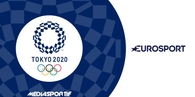 Jeux Olympiques Tokyo 2021 : Le dispositif complet d'Eurosport