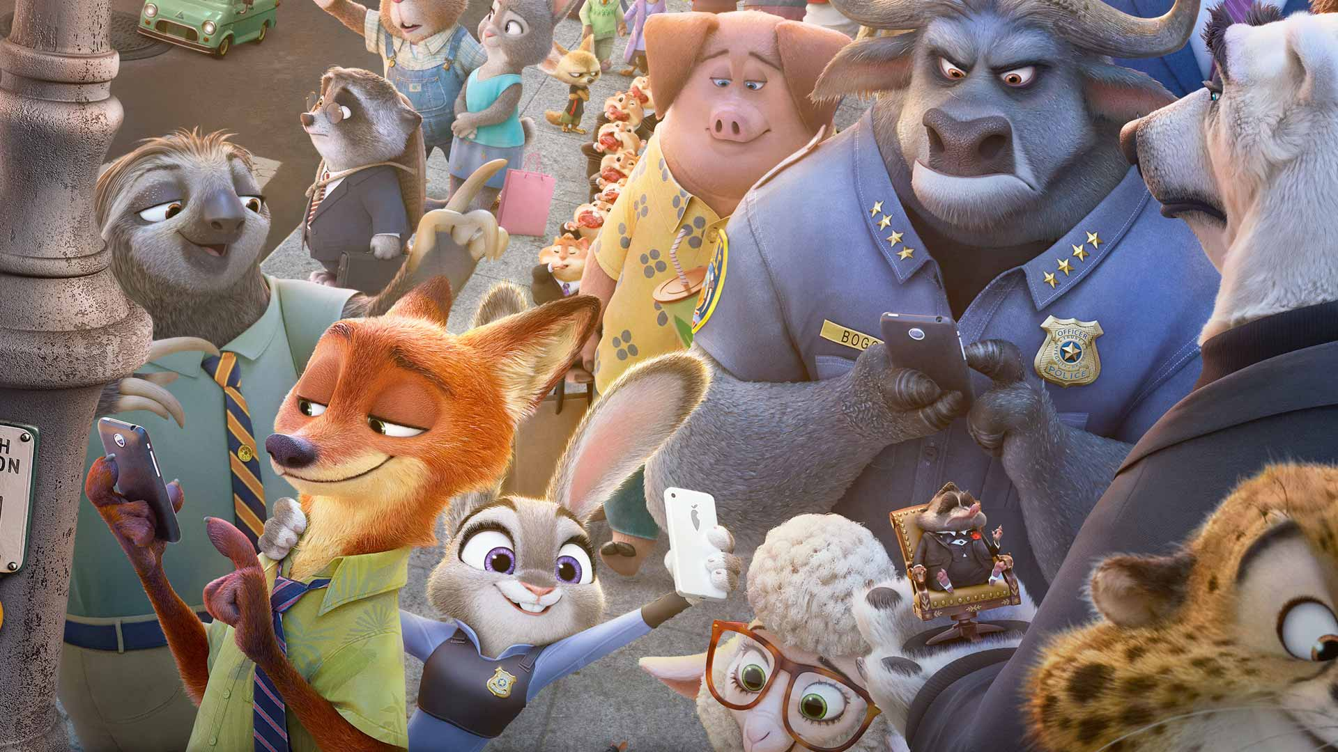 Image result for movie 2016 zootopia