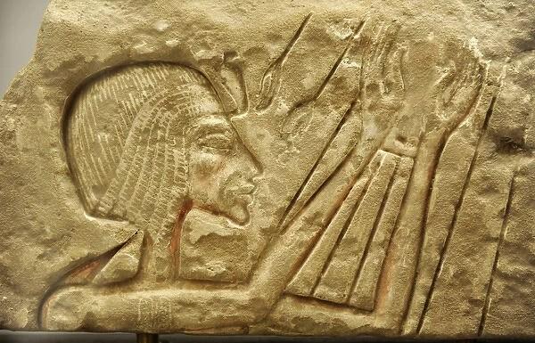 Nefertiti was a powerful queen who helped akhenaten transform the egyptian religious landscape. Pharaoh Akhenaten Or Nefertiti Relief El Amarna