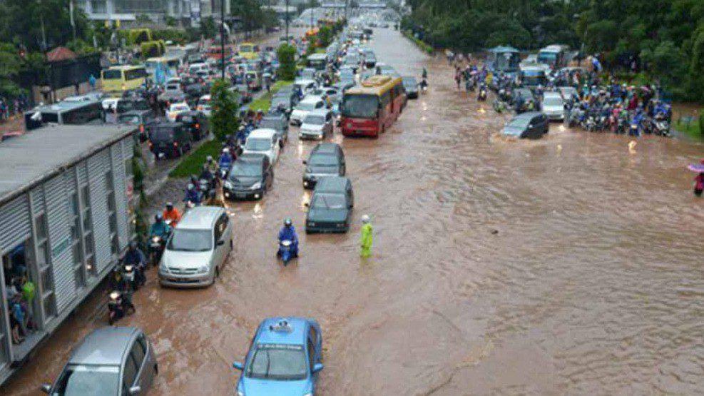Faktor Penyebab Banjir DKI Jakarta