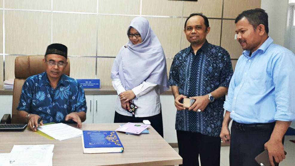 Yayasan Hadji Kalla Ajak FKM Unhas Tangani Stunting di Enrekang