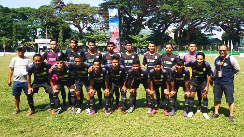 Tampil Perdana di Walikota Cup IV, Persada FC Berhasil Tahan Imbang Perseka Antang