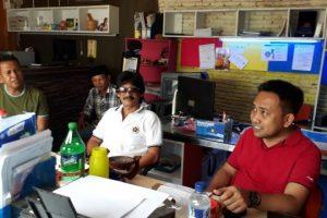 Ketua FK LPM Puji Kinerja Kelompok Pengelola Sistem Penyedia Air Minum dan Sanitasi Manggala