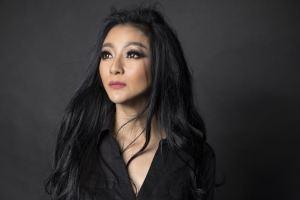 Busana Ariana Grande, Ternyata Produksi Surabaya Karya Diana Putri