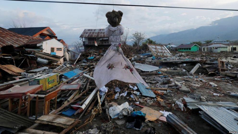 Kerugian Gempa dan Tsunami Sulteng Capai Rp15,29 Triliun