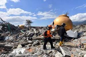 Korban Meninggal Gempa Sulteng Hampir 2.000 Jiwa, 5.000 Hilang