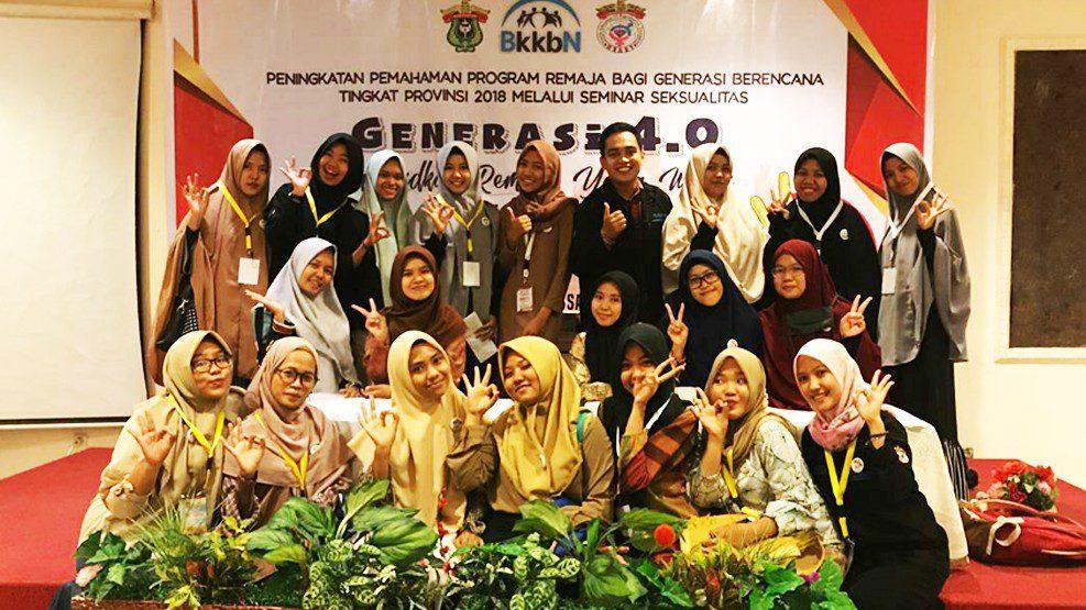 """Mahasiswa FKM Unhas Siap Sukseskan """"Generasi Berencana BKKBN"""""""