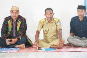 Reses Anggota DPD/MPR RI: Yasin Welson Lajaha Serap Aspirasi Warga Desa Mbanua
