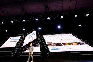 Samsung Perkenalkan Generasi Baru Ponsel Lipat