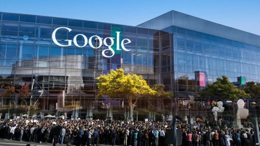 Karyawan Google di California Ikut Mogok Kerja