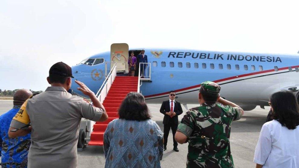 Lanjutkan Kunjungan Kerja, Presiden Jokowi Bertolak ke Papua Nugini Hadiri KTT APEC