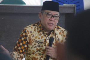 Konsolidasi di Palopo, Ketua LDII Ingatkan Hati-Hati Bermedia Sosial