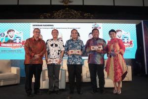 Danny Pomanto Bicara Pengelolaan Ekonomi Makassar di Seminar BI di Yogyakarta