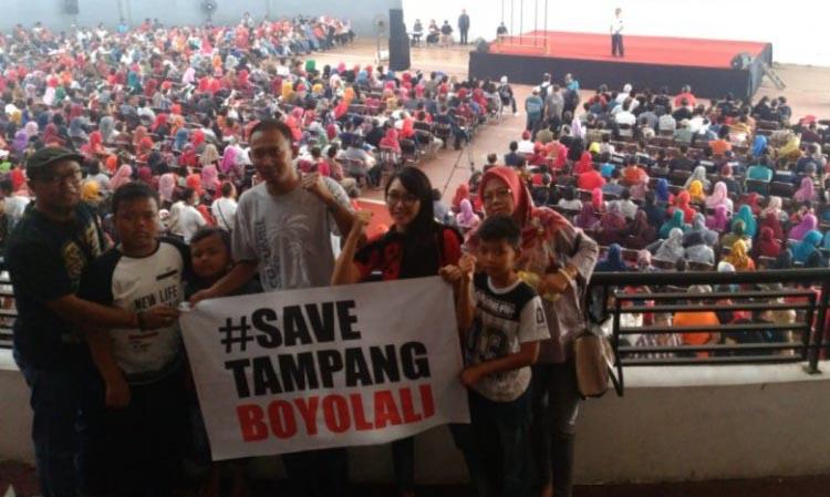 Warga Boyolali Laporkan Prabowo ke Polda Metro Jaya