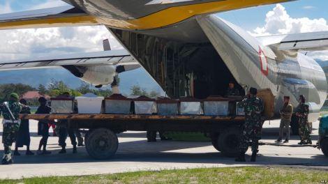 Panglima TNI: Serangan di Yigi Bukan Kriminal Biasa