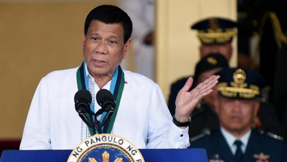 Presiden Filipina Rodrigo Duterte: Saya Pemeluk Islam