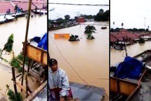 Banjir dan Tanah Longsor Tewaskan 8 Orang di Gowa