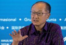 Jim Yong Kim, Presiden Bank Dunia Akan Mengunduran Diri