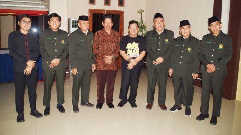 Pengurus LDII Silaturahim dengan Walikota Palopo