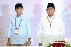 Sandiaga: Sumbangan Dana Kampanye dari Masyarakat Ringankan Perjuangan Prabowo-Sandi