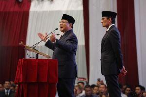 "Kritik Pidato Prabowo, BPN Prabowo Minta TKN Jokowi ""Berkaca"""