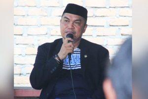 Senator Yasin Welson Lajaha Prihatin Nasib Guru Honorer