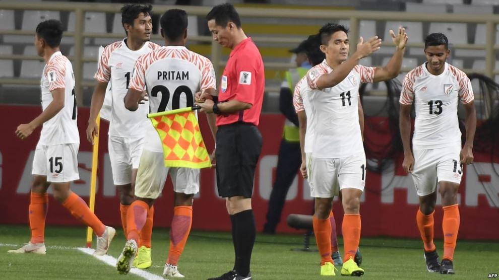 Piala Asia: Kapten Timnas India Lampaui Jumlah Gol Messi