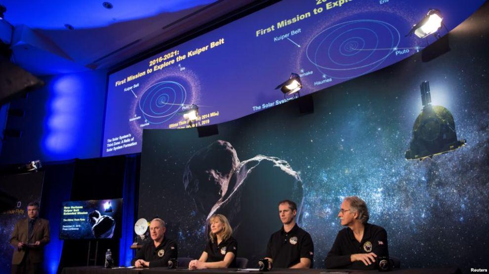 NASA Berhasil Ciptakan Sejarah Penerbangan Antariksa