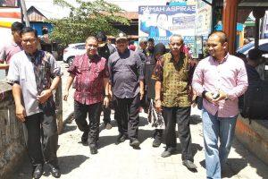 Kepala LLDIKTI IX Sulawesi Minta PTS di Sidrap Terapkan Kampus Digital