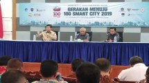 Pangkep Ikuti Program Gerakan Menuju 100 Smart City 2019