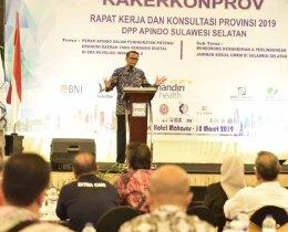 Gubernur Sulsel Ajak Pelindo dan Apindo Bahas Dunia Usaha