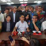 BPN Prabowo-Sandi Resmi Ajukan Gugatan Sengketa Pilpres 2019 ke MK