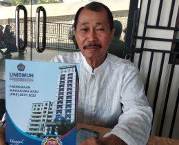 Camaba Unismuh Makassar Rata-Rata Sehari 50 Pendaftar