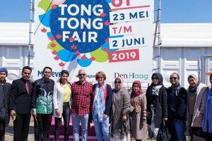 Ikuti TTF 2019 di Belanda, Delegasi Sulsel Mampu Pukau Pengunjung