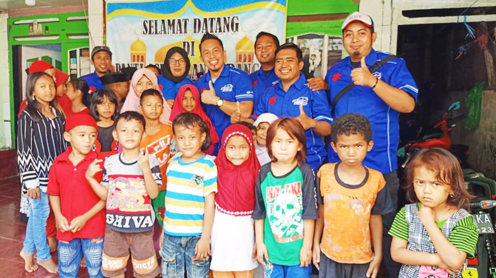 "Komunitas Suzuki Ignis, Gelar Bakti Sosial ke Panti Asuhan ""Anak Bangsa"""