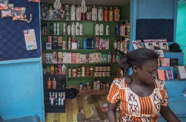 Negara-Negara di Afrika Timur Akan Larang Produk Pemutih Kulit