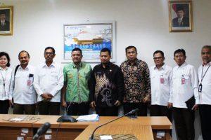 PJ Wali Kota Makassar Hadiri RUPS PT Kima