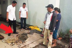 Warga Biring Romang Digegerkan Temuan Kandungan Gas di Bawah Rumah Warga