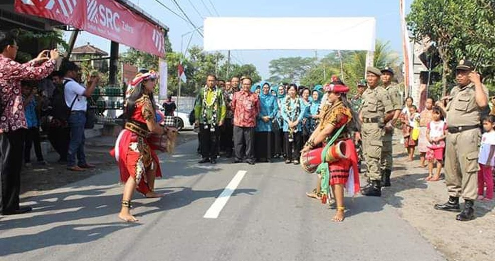 Desa Kendalrejo, Talun, Blitar Dinilai Tim Penilai Provinsi Jawa Timur