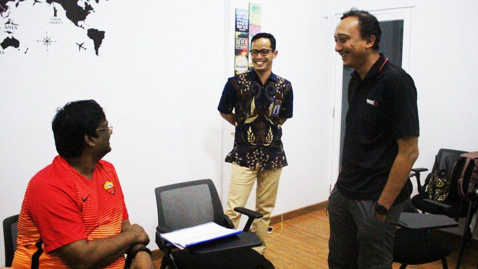 FKIP Unismuh Makassar Kerjasama Singapore Polytechnic Gelar Learning Express