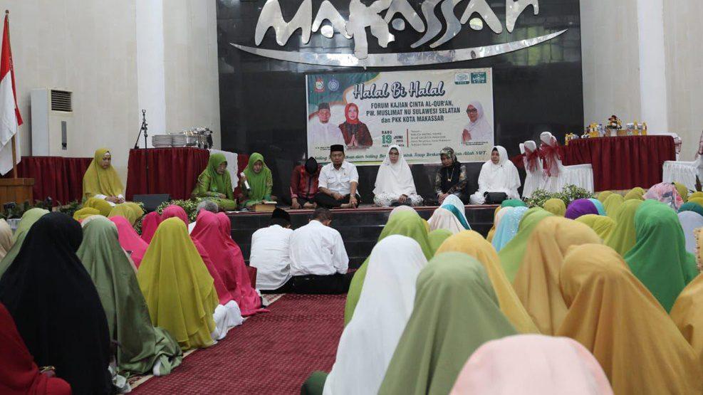 Hadiri Halal bi Halal Forum Pecinta Alquran, Iqbal: Sebarkan Virus Kebaikan