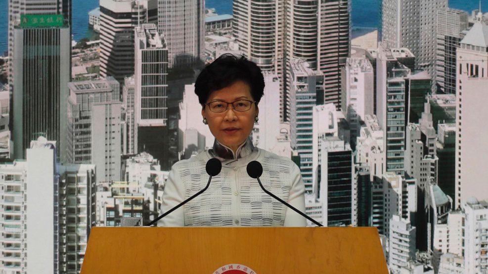 Hong Kong Akhirnya Tangguhkan RUU Ekstradisi