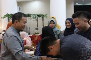 Open House Hari ke-2, Rujab Wali Kota Jadi Rumah Rakyat