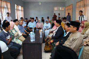 Pererat Ukhuwah Pj Wali Kota Iqbal Silaturahmi ke Mantan Wali Kota Makassar