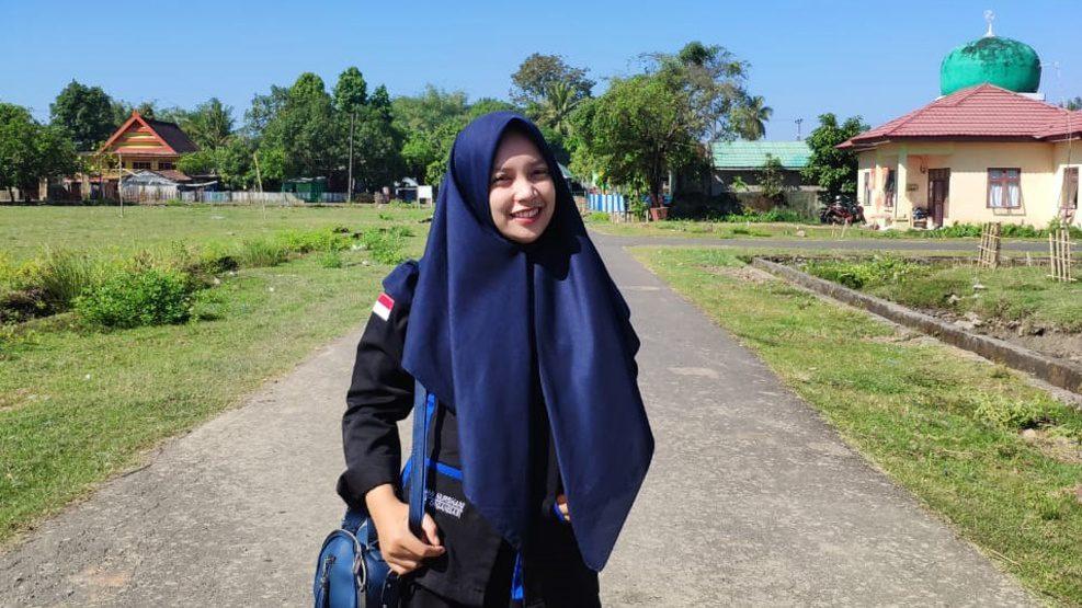 Rahmi, Mahasiswi Komunikasi Unismuh Makassar Berhasil Meraih IPK 4,0