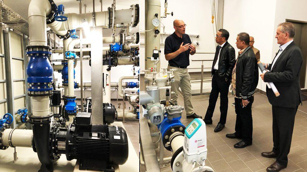 Sulsel Akan Adopsi Teknologi Pengolahan Air Tercanggih di Jerman