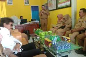 Sekcam Apresiasi Pengurus LPM Kelurahan Se Kecamatan Manggala