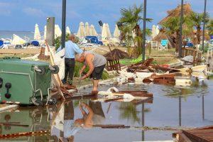 Badai Menerjang Yunani Utara, 7 Tewas